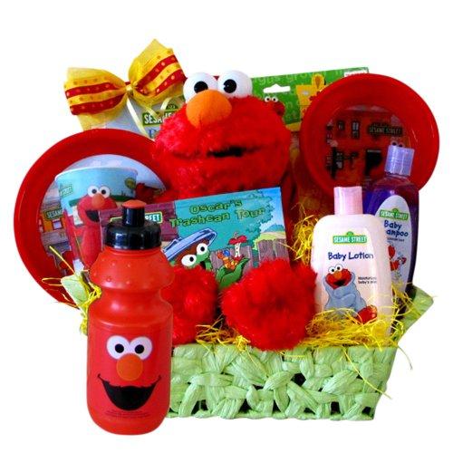 Elmo Presents Best Gift Baskets for Kids