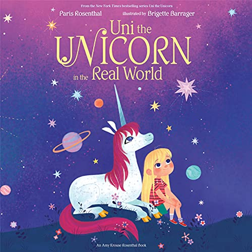 Uni the Unicorn in the Real World cover art