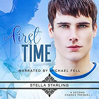 First Time audiobook cover art