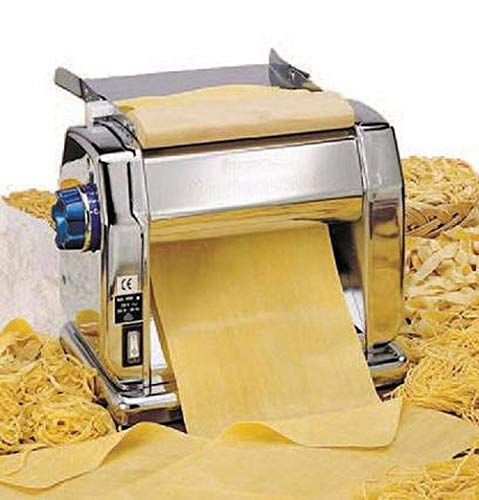 Imperia Restaurant Pasta Sheeters Electric Model New Style 2019 cutters sold separately