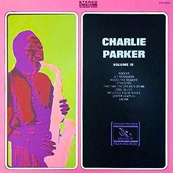 Charlie Parker, Vol. 4