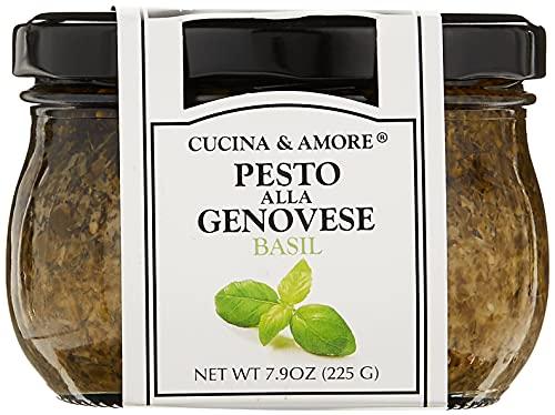 Cucina & Amore Genovese Basil Pesto, 7.9 oz