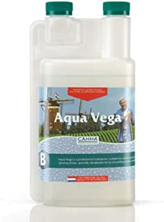 1 Liter Aqua Vega Part B Veg Nutrient - CANNA 9520901
