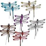 Craft Dragonfly Set– Dragonfly Floral Picks...