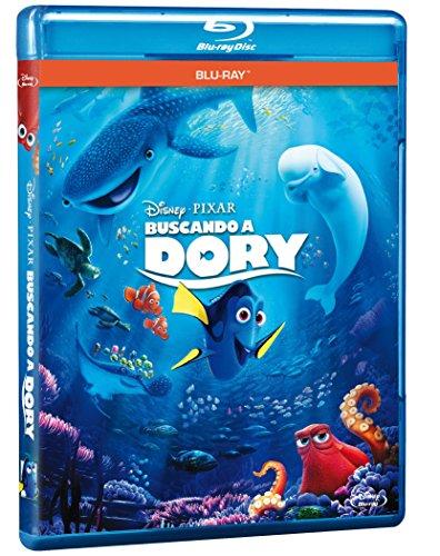 Buscando a Dory [Blu-ray]