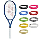 YONEX EZONE 108 Deep Blue Tennis Racquet Strung with Synthetic Gut Racket String in...