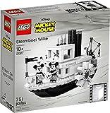 LEGO 21317 Ideas #024 Errore Numero SERIALE Unico Pezzo da Collezione Barca Topolino Steamboat Willie RARISSIMO