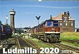 Ludmilla 2020: Kalender 2020 - VG-Bahn