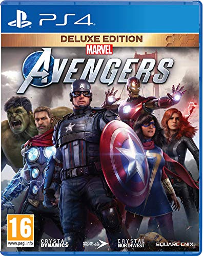 Marvel's Avengers - Deluxe Edition PS4 [