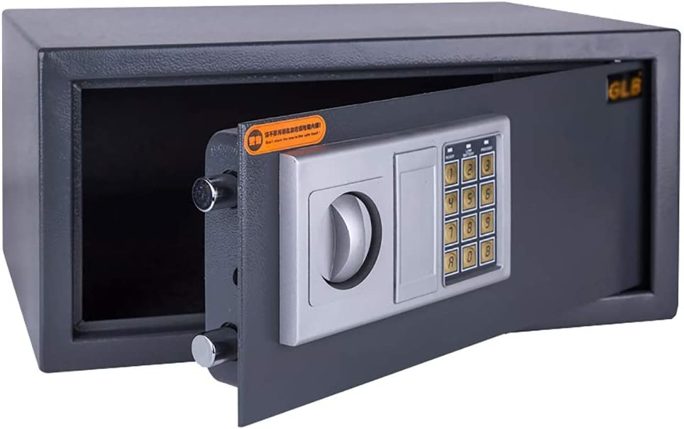 YXX- Digital Outlet ☆ Free Shipping Safe Deposit Box for Hotel Larg Car Home High order Office -