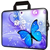 iColor 12' Laptop Handle Sleeve Bag 12.1 inch Neoprene Protection Notebook Tablet Computer PC Carrying Case Cover Pouch for 11.6' 12.2' Surface Pro 5 Acer Asus MacBook Air Samsung Chromebook