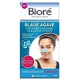 Bioré Clear-Up-Strips - Cerotti per la pulizia del naso, agave blu, 100 g