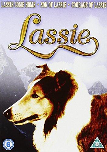 Lassie (Lassie Come Home/Son of Lassie/Courage of Lassie) [UK Import]
