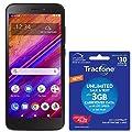 Tracfone Blu View 1 4G LTE Prepaid Smartphone