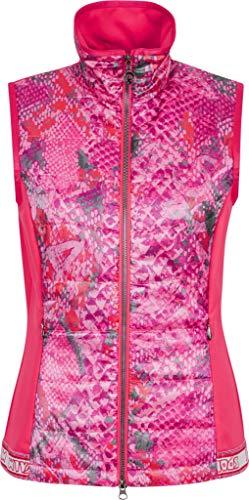 Sportalm Damen Weste Größe 40 EU Pink (pink)