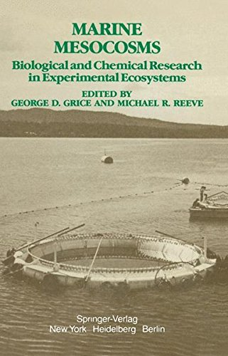 Marine Mesocosms: Biological and Chemical Research in Experimental Ecosystems