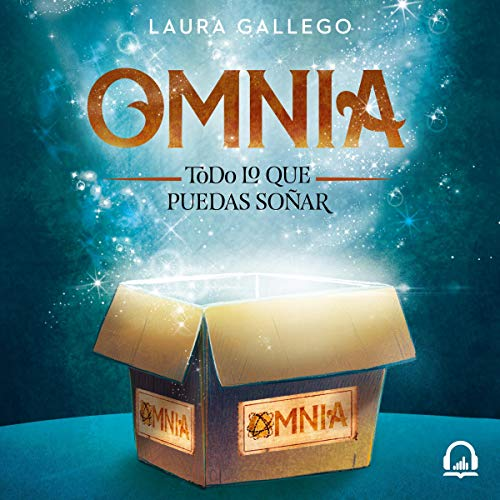 Omnia (Spanish edition)     Todo lo que puedas soñar [Everything You Can Dream]              De :                                                                                                                                 Laura Gallego                               Lu par :                                                                                                                                 Olivia Vives                      Durée : 6 h et 11 min     Pas de notations     Global 0,0