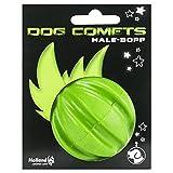 Perro Cometas Hale-BOPP Perro de Juguete, Color Verde