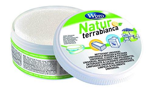 wpro UNC101 - Reinigungsmittel / NATURterrabianca Putzstein/ Universalreiniger/ 250g