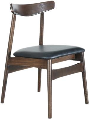 ZLZ- Simple dining chair Lounge Chair backrest Computer Chair Simple (Color : B)