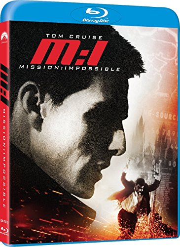 Mission: impossible [Blu-ray] [IT Import]