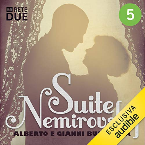 Tempesta e naufragio audiobook cover art