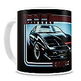 Ufficiale retro TV Knight Rider k.i.t.t. auto tazza di caffè–boxed