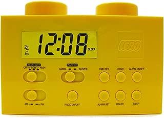 LEGO Yellow Clock