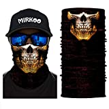 MIRKOO Powersports Riding Headwear