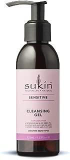 Sukin Sensitive Gel Cleanser, 125ml