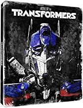 Transformers [2Blu-Ray] (English audio. English subtitles)