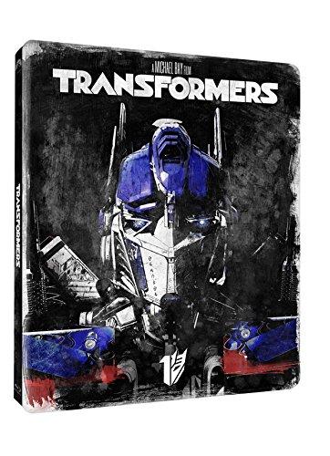 Transformers (2007) (Steelbook Br)