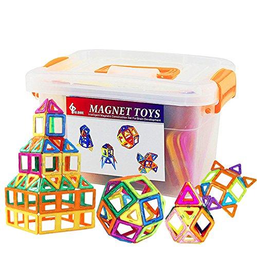 GLOUE Magnetic Blocks, Building...