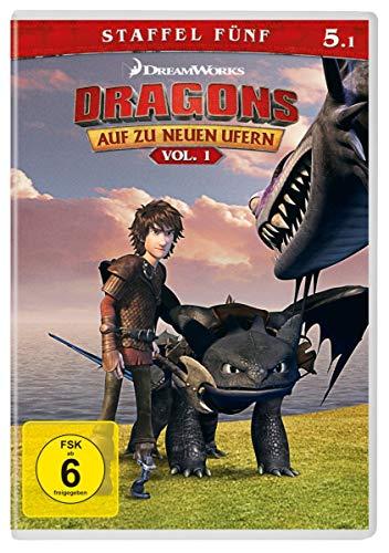 Dragons - Auf zu neuen Ufern, Staffel 5, Vol. 1