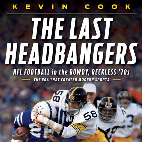The Last Headbangers audiobook cover art