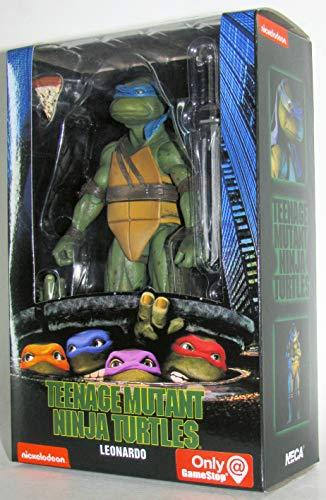 Neca las Tortugas Ninja 1990, Figura de Acción Leonardo