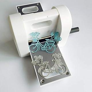 Spirworchlan manuel Tremblement de coupe Dies Emboser DIY Scrapbooking Crafts Embosing machine