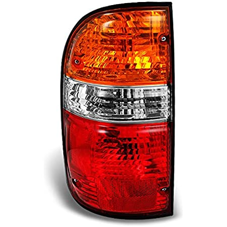 Amazon Com Tyc 11 5536 00 Toyota Tacoma Driver Side Replacement Tail Light Assembly Automotive