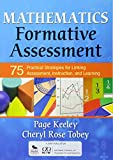 Mathematics Formative Assessment by Page Keeley and Cheryl Rose Tobey