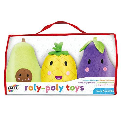 Galt 1005320 Roly-Poly Toys, Mehrfarbig