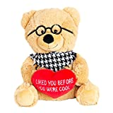 Hollabears 10' Hipster Teddy Bear Plush