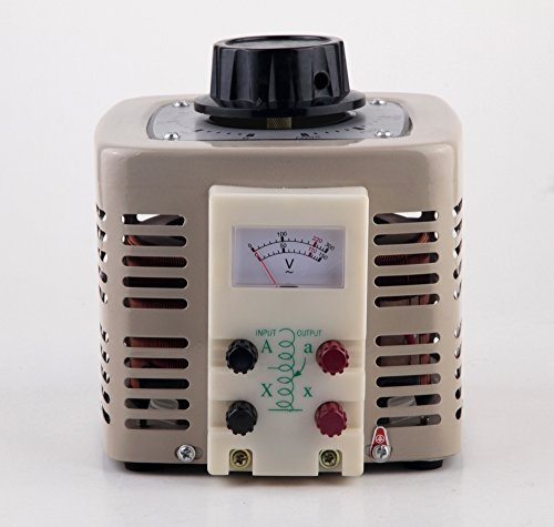 SATKIT VARIAC- Transformador de Salida Variable CA 8 Amp 0-250V (TDGC2-2KVA)