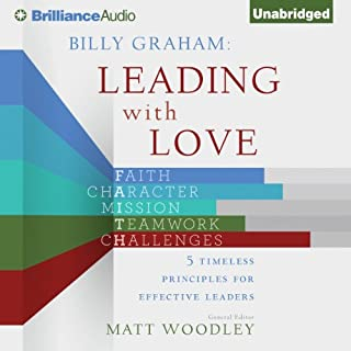 Billy Graham: Leading with Love cover art