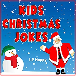 Kids Christmas Jokes: Christmas Gift For Kids cover art