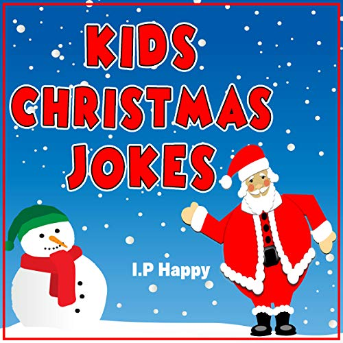 Kids Christmas Jokes: Christmas Gift For Kids audiobook cover art
