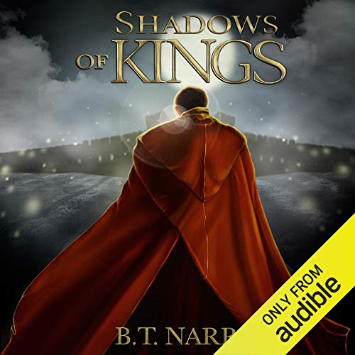 Page de couverture de Shadows of Kings