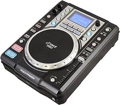 Pyle-Pro PDCDTP620M DJ Digital MP3 Controller