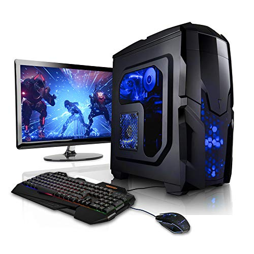 Pack Gaming - Ordenador Gaming PC AMD Athlon 3000G 2X 3.50GHz • 24