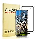 [2 Piezas] Protector de Pantalla para Oneplus 7 Pro, 9H Dureza Protector de Cristal Templado para Oneplus 7 Pro Sin Burbujas, Anti-Arañazos, Alta Transparencia