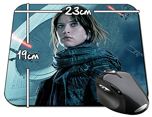HWC Trading Felicity Jones A4 Encadr/é Sign/é Image Autographe Imprim/é Impression Photo Cadeau DAffichage pour Star Wars Jyn Erso Les Amateurs De Cin/éma